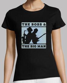 il boss e il big uomo