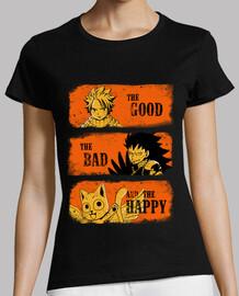 il buono, il brutto e il felice per donna