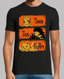 il buono, il brutto e il felice per l'uomo