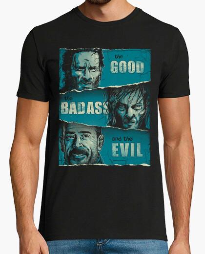 T-shirt il buono, il cazzuto e il male