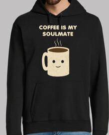 il caffè è la mia anima gemella
