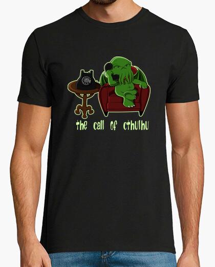 T-shirt il call of cthulhu
