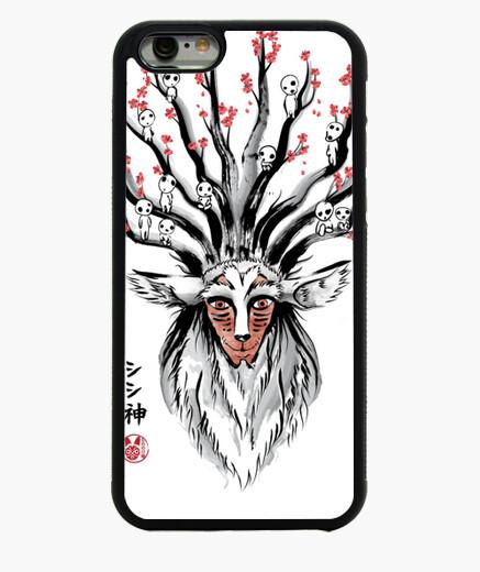 Cover iPhone 6 / 6S il cervo dio sumi-e