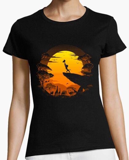 T-shirt il ciclo senza fine