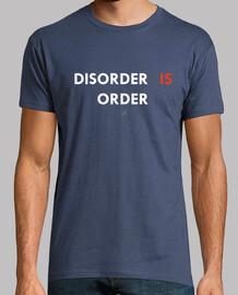 il disordine è order / disordine è ordine