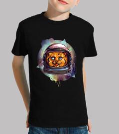 il gatto astronauta