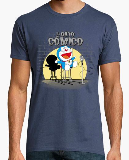 T-shirt Il gatto comico ( Doraemon)