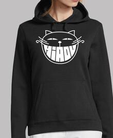 il gatto sorridente