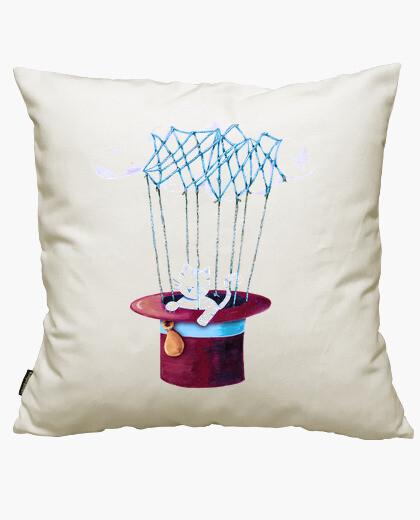 Fodera cuscino il gatto viaggia in dreams