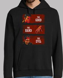 il good la hand e il evil