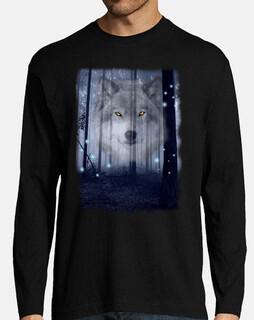 il grande lupo cattivo