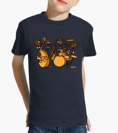 Abbigliamento bambino il jazz di banana band