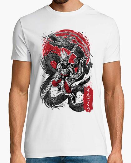 T-shirt il king monkey