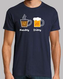 il Lunedì e il Venerdì