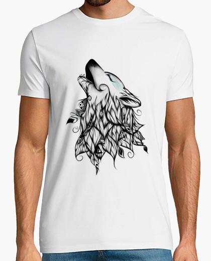 T-shirt il lupo