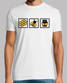 il miele delle api