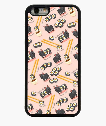 Cover iPhone 6 / 6S il mio caso pazzo kawaii