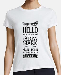 il mio nome è arya stark 1