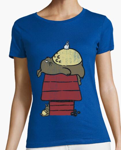 T-shirt il mio vicino Peanut