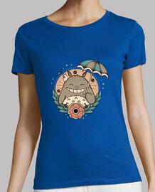 il mio vicino totoro - t-shirt donna