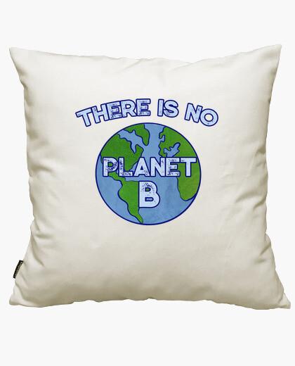 Housse de coussin il n39y a pas de planète b