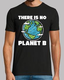 il n'y a pas de planète b écologique