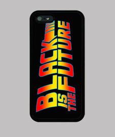 il nero è il futuro cover iphone