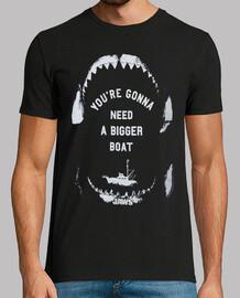 Il Nous Faudrait un plus Gros Bateau (Les Dents de la Mer)