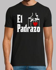 il padrazo - t-shirt da uomo