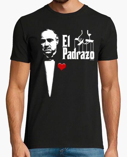 T-shirt il padre rimbambito (vito corleone)