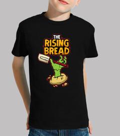 il pane in aumento