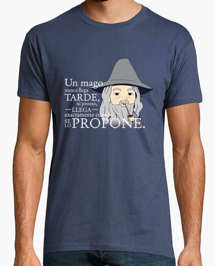 T-shirt il pellegrino in ritardo