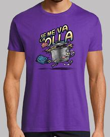 il piatto è finito! t-shirt