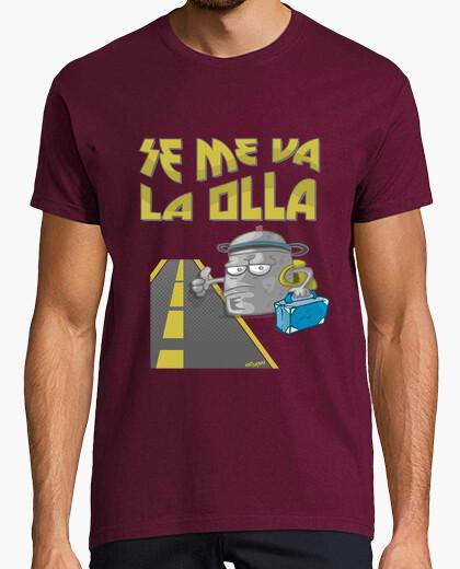 T-shirt il piatto va