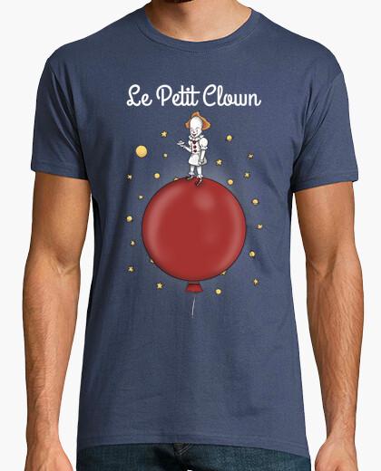 T-shirt Il piccolo  pagliaccio