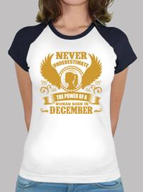 il potere della donna nata nel dicembre