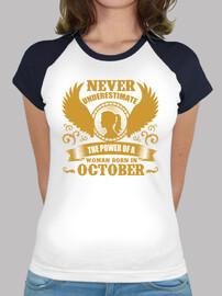 il potere della donna nata nel mese di ottobre