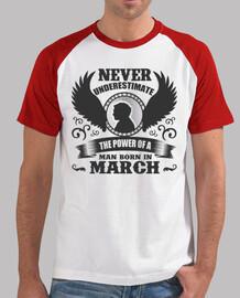 il potere dell'uomo nato a marzo
