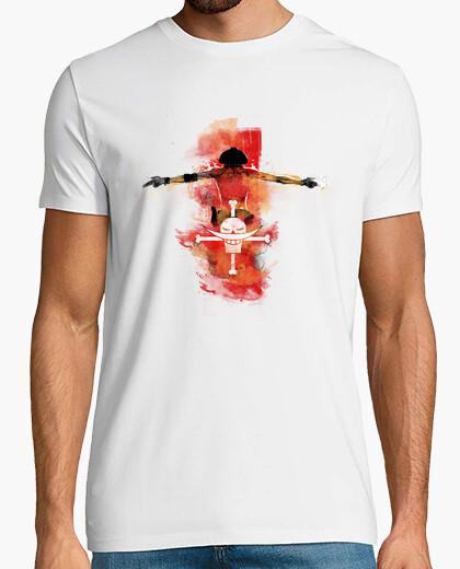 T-shirt il prezzo di fuoco