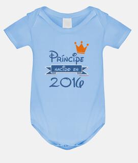 il principe è nato nel 2016
