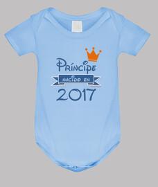 il principe è nato nel 2017