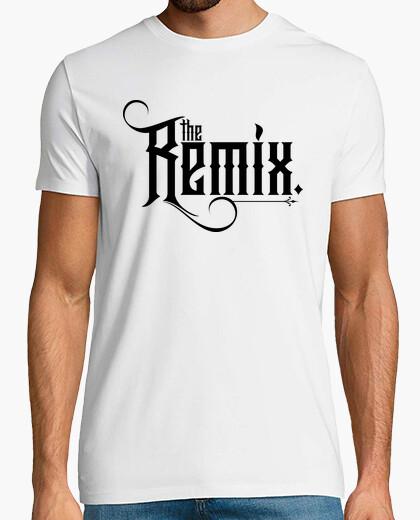 T-shirt il remix