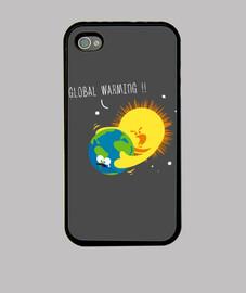 il riscaldamento globale - iphone