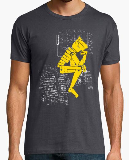T-shirt il robot thinker