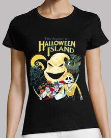 il segreto of halloween island