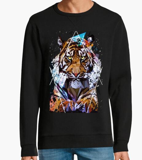 Sweat il t-shirt tigre