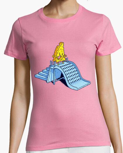 T-shirt il terrore tobogan