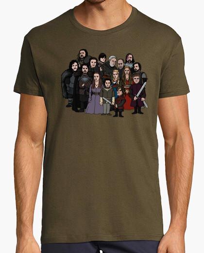 T-shirt il trono di spade