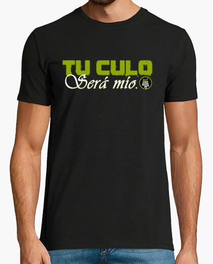 T-shirt Il tuo culo sarà mio