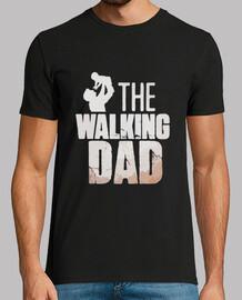 il uomo dad walking